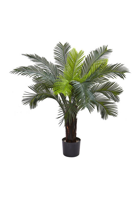 Nearly Natural Cycas Tree Indoor/Outdoor