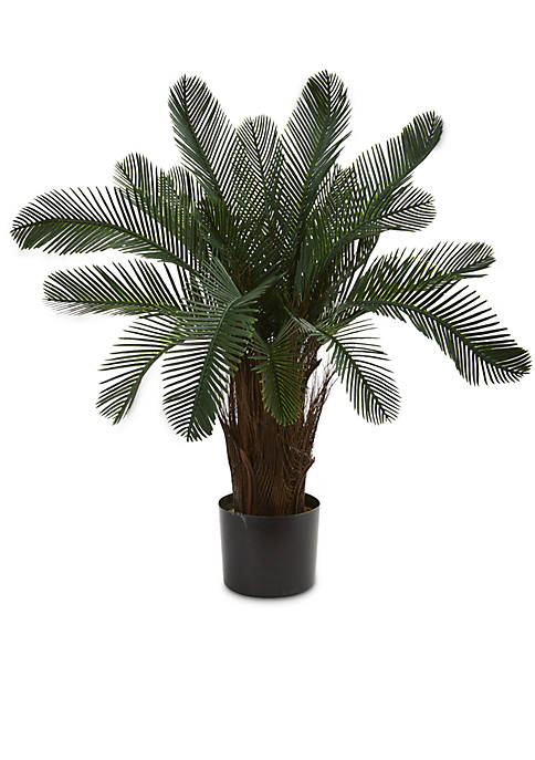 Nearly Natural Cycas Artificial Tree