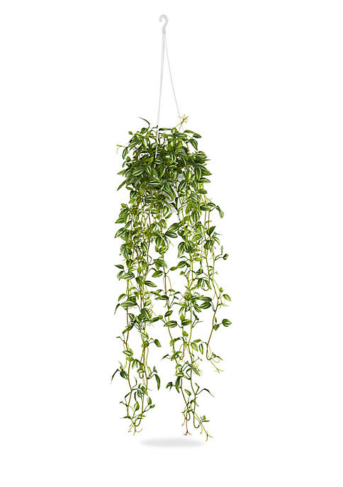 Nearly Natural Hanging Basket Artificial Plant
