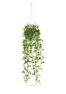 Hanging Basket Artificial Plant