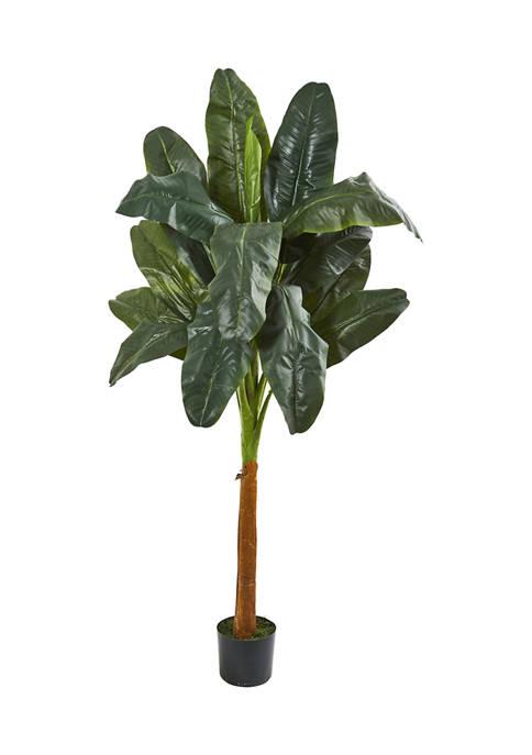 Nearly Natural Banana Tree