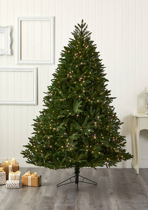 Nearly Natural 7 Foot Oregon Spruce Christmas Tree