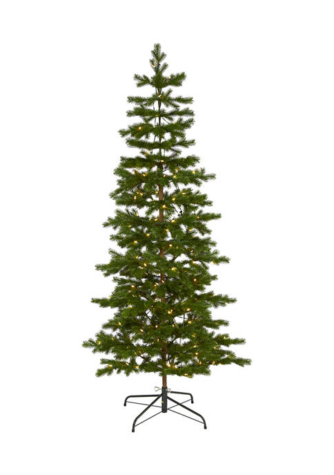 Nearly Natural 6.5 Foot Big Sky Spruce Artificial