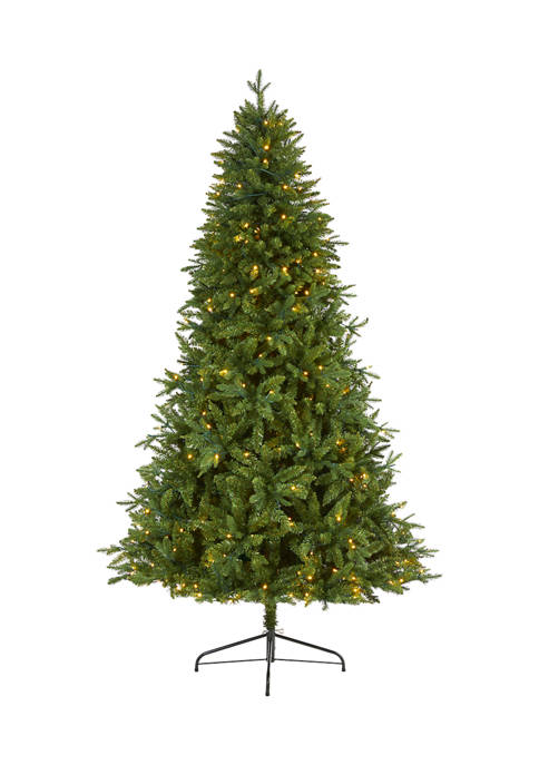 Nearly Natural 7 Foot New Hampshire Fir Artificial