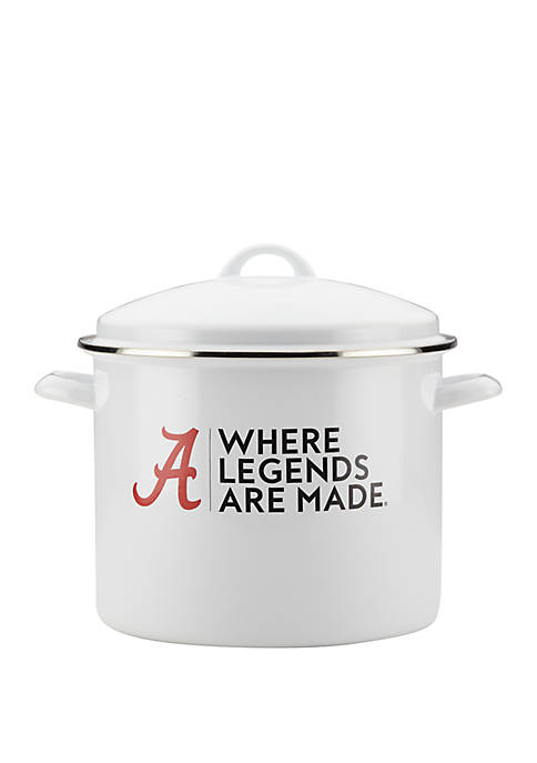 College Kitchen Collection University of Alabama Enamel on