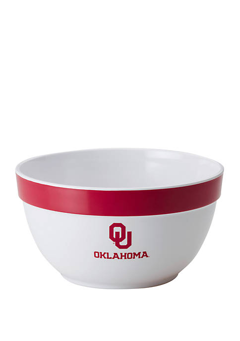 College Kitchen Collection NCAA Oklahoma Sooners 4.75 Quart
