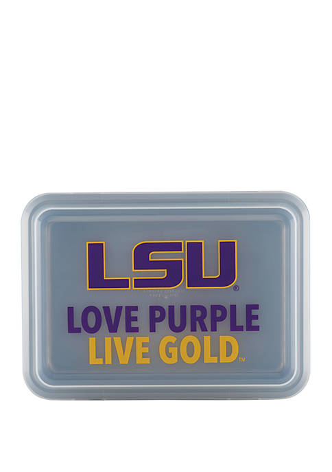 College Kitchen Collection NCAA Baton Rouge Louisiana and