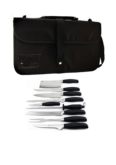 BergHOFF® 10-Piece Knife Folding Bag
