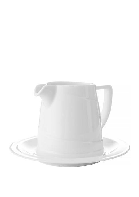 BergHOFF® Hotel Essentials Sauceboat Saucer-0.58 qt