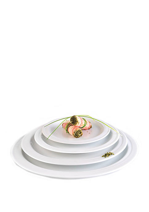 "BergHOFF® Hotel Essentials Oval Platter 9.5"""