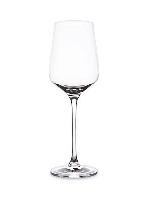 Chateau 12 oz White Wine Glass Set- Set of 6
