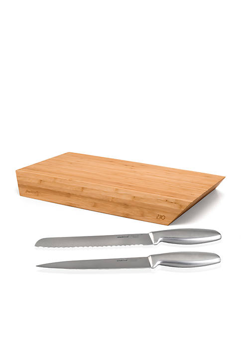 BergHOFF® Board and Cutlery 3-Piece Set