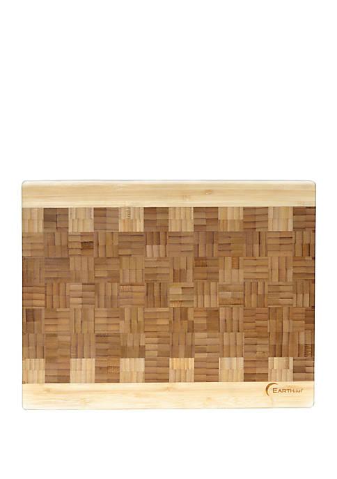 EarthChef Bamboo Chop Block, Small
