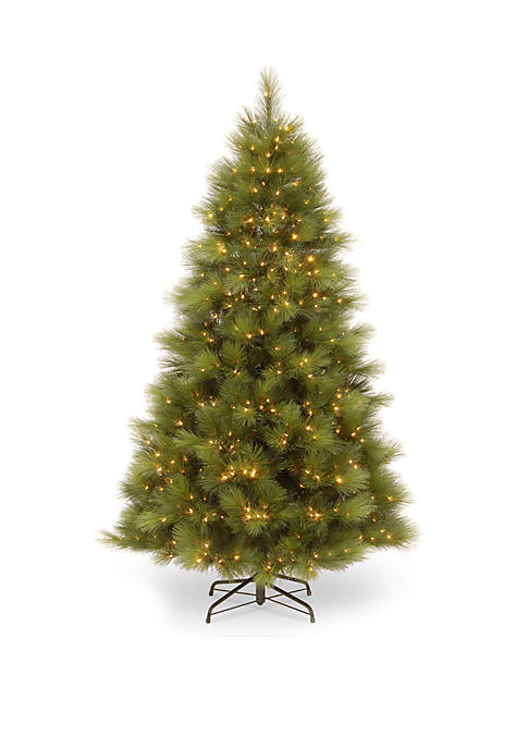 7.5 ft. Arcadia Pine Tree with Clear Lights