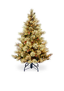 4.5-ft. Carolina Pine Tree with Clear Lights