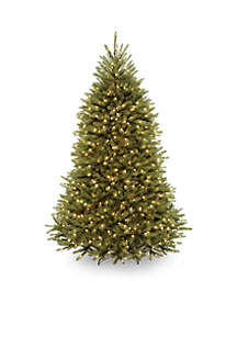 National Tree Company® Dunhill Fir Tree with Clear Lights and PowerConnect
