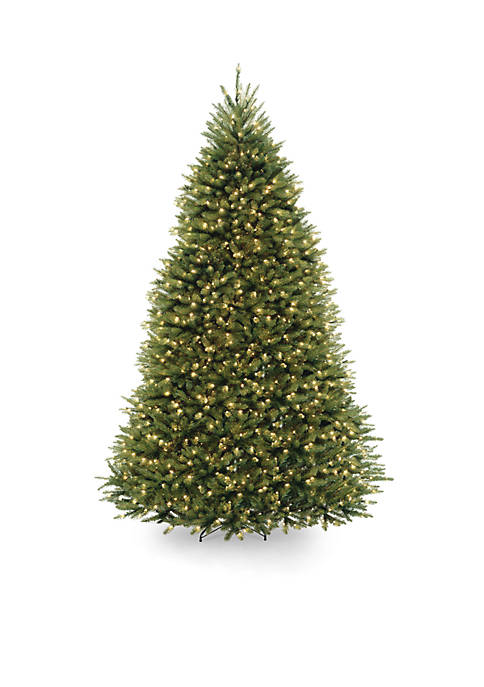 9 Foot Dunhill Fir Tree with Clear Lights and PowerConnect™