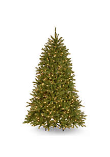 National Tree Company® 6.5-ft. Dunhill Fir Tree with LED Lights and PowerConnect