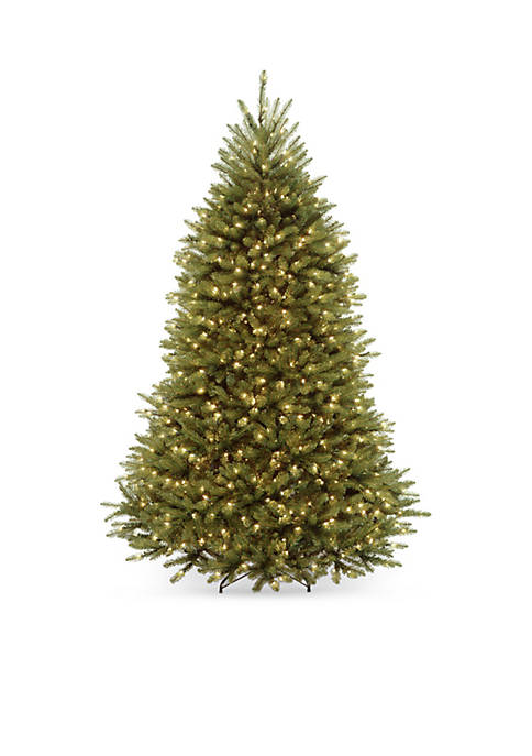 National Tree Company® 7.5-ft. Dunhill Fir Hinged Tree