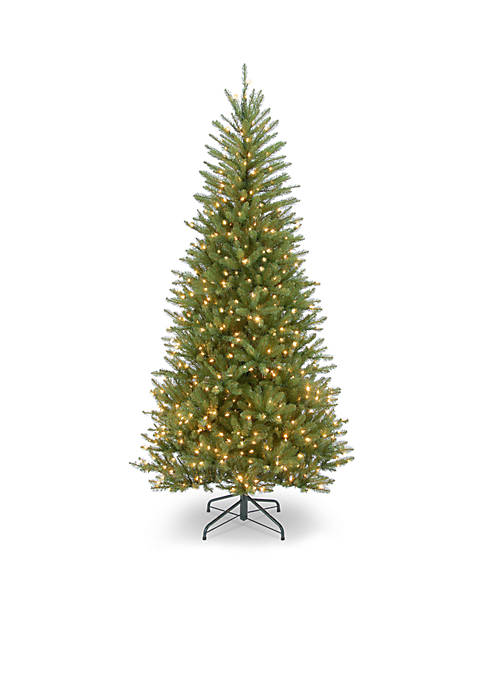 National Tree Company® Dunhill Fir Slim Tree with