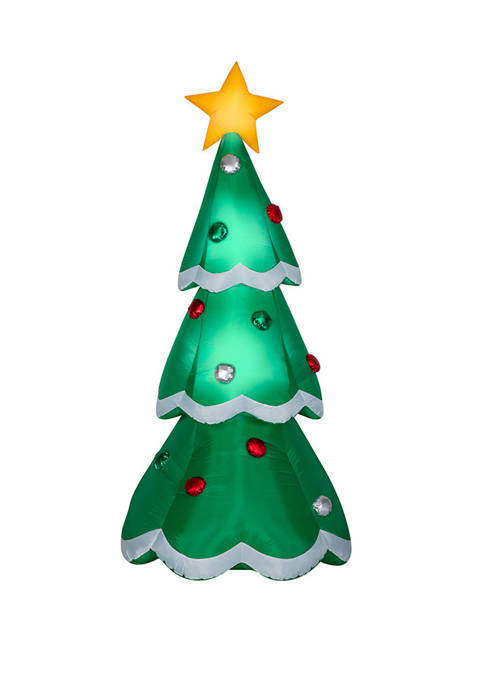 7 Foot Inflatable Christmas Tree