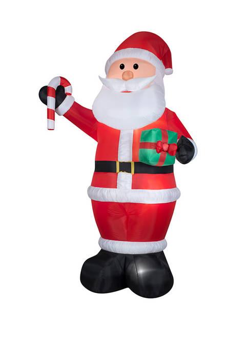 National Tree Company® 12 Foot Inflatable Santa