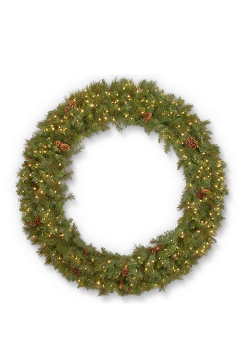 National Tree Company® 84 Foot Garwood Spruce Wreath