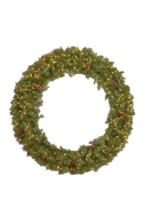 National Tree Company® 96 Foot Garwood Spruce Wreath