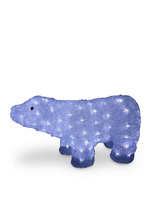 National Tree Company® Acrylic Bear
