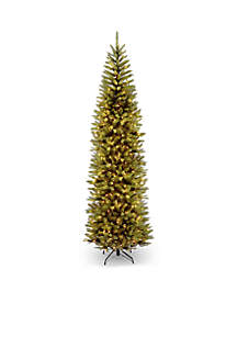 14-ft. Kingswood Fir Pencil Tree with Clear Lights