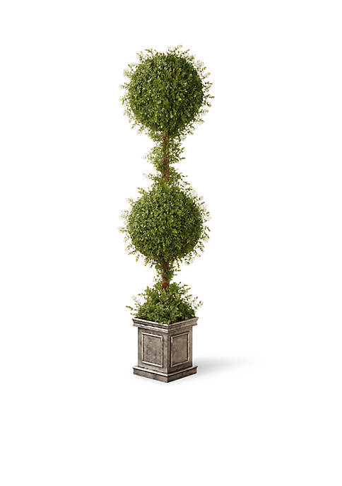National Tree Company® Mini Tea Leaf Two Ball