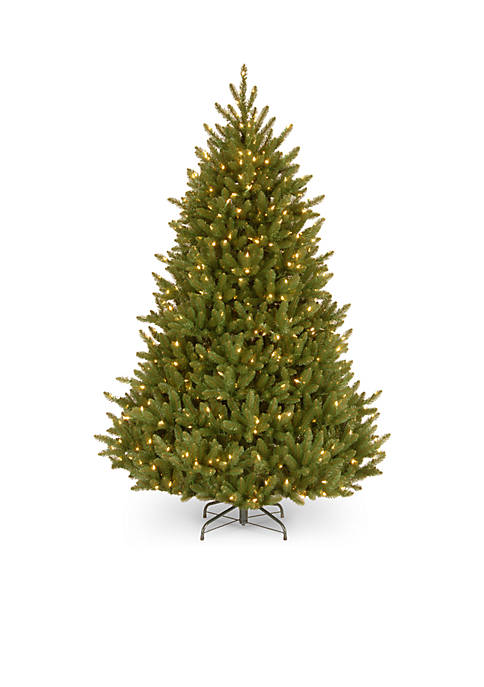National Tree Company® 6.5-ft. Natural Fraser Medium Fir