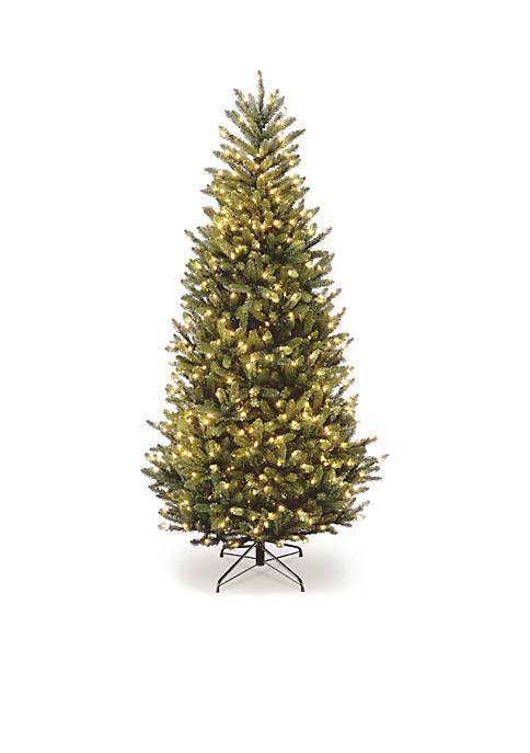 National Tree Company® 6.5-ft. Natural Fraser Slim Fir