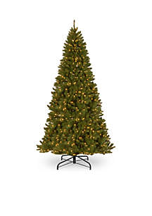 10-ft. North Valley Spruce Tree with Clear Lights
