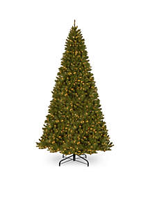 12-ft. North Valley Spruce Tree with Clear Lights