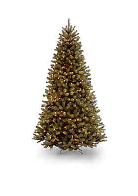 national tree company 9 ft north valley spruce hinged tree