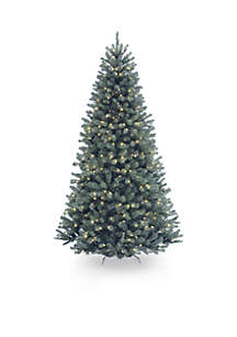 6.5-ft. North Valley Blue Spruce Tree with Clear Lights