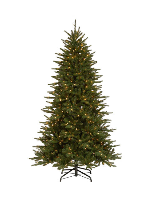 7.5 Foot Easton Spruce Tree with Dual Color® LED Lights