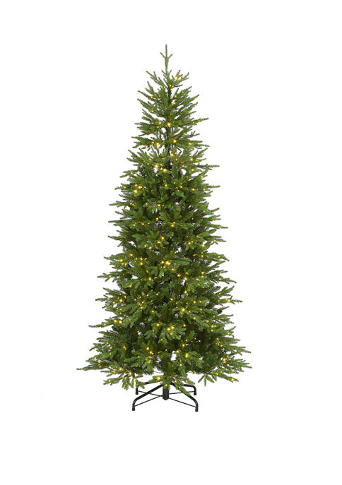 National Tree Company® 7.5 Foot Bedminster Spruce Slim
