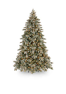 7.5-ft. Frosted Colorado Spruce Hinged Tree
