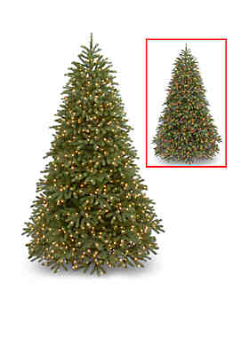 96876a4b5c3c ... National Tree Company® 10-ft. Feel Real Jersey Fraser Fir Medium Tree  with