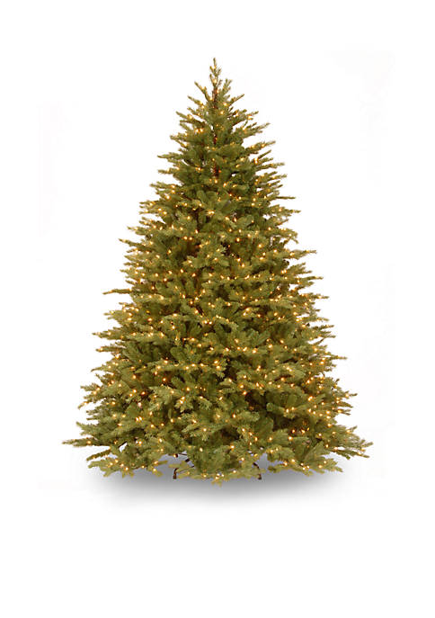 National Tree Company® Feel Real Nordic Spruce Hinged