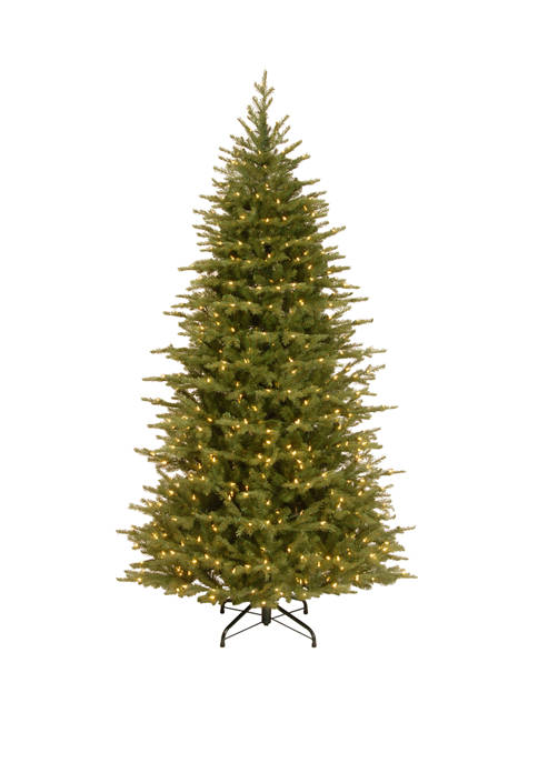7.5 Foot Nordic Spruce® Medium Tree with Dual Color® LED Lights