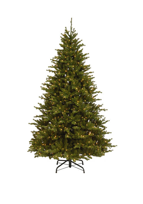 National Tree Company® 7.5 Foot Neshanic Valley Spruce