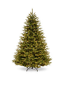 National Tree Company® 7.5-ft. Feel Real Ridgedale Fir Tree with LED Lights and PowerConnect