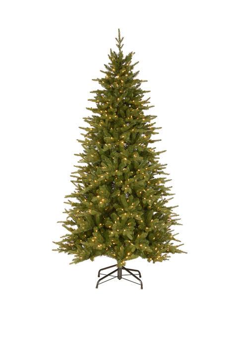 National Tree Company® 7.5 Foot Saratoga Spruce Slim