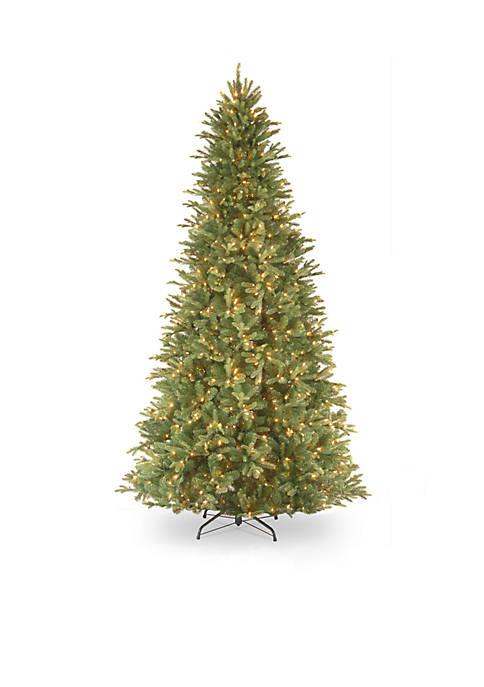 9-ft. Tiffany Fir Slim Hinged Tree