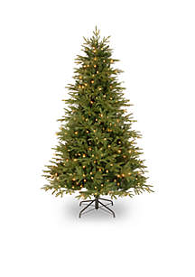 7.5 ft Victoria Fir Tree with Clear Lights