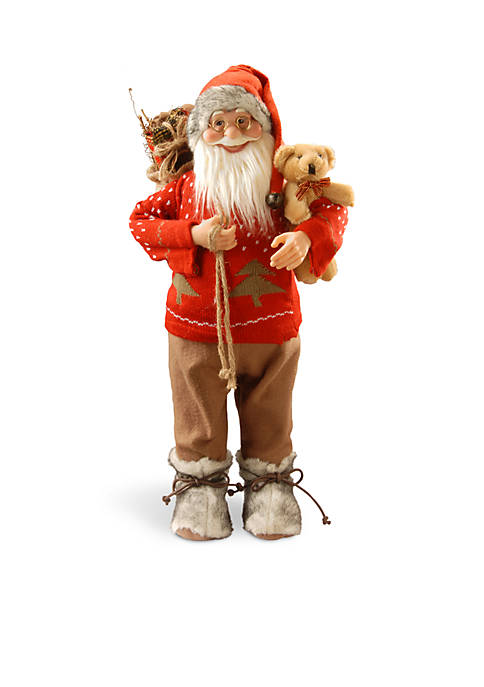 National Tree Company® Standing Santa