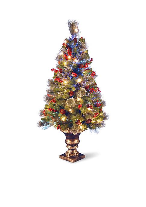 Fiber Optic Crestwood Spruce Tree